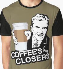 Coffee is for Closers Graphic T-Shirt