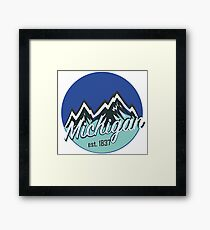 Michigan 1 Framed Print