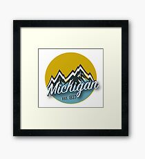 Michigan 2 Framed Print