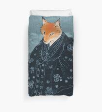 The Fox's Wedding Duvet Cover