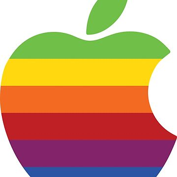 Old Apple Logo by TheCSimmons