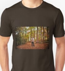 TROY - All The Leaves Are Brown... Unisex T-Shirt