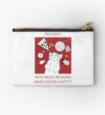 KITTY / TRAINSPOTTING Studio Pouch