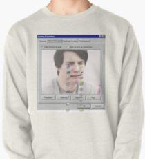 Dan crying Pullover