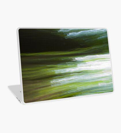 Fleeting Waves Laptop Skin