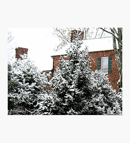 """""""Home for Christmas""""... prints and products Photographic Print"""