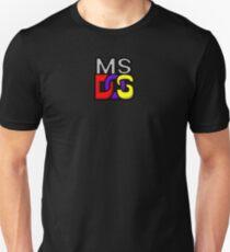 MS-DOS Unisex T-Shirt