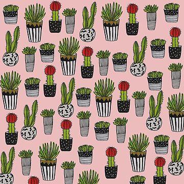 Cacti Garden by atelierserenity