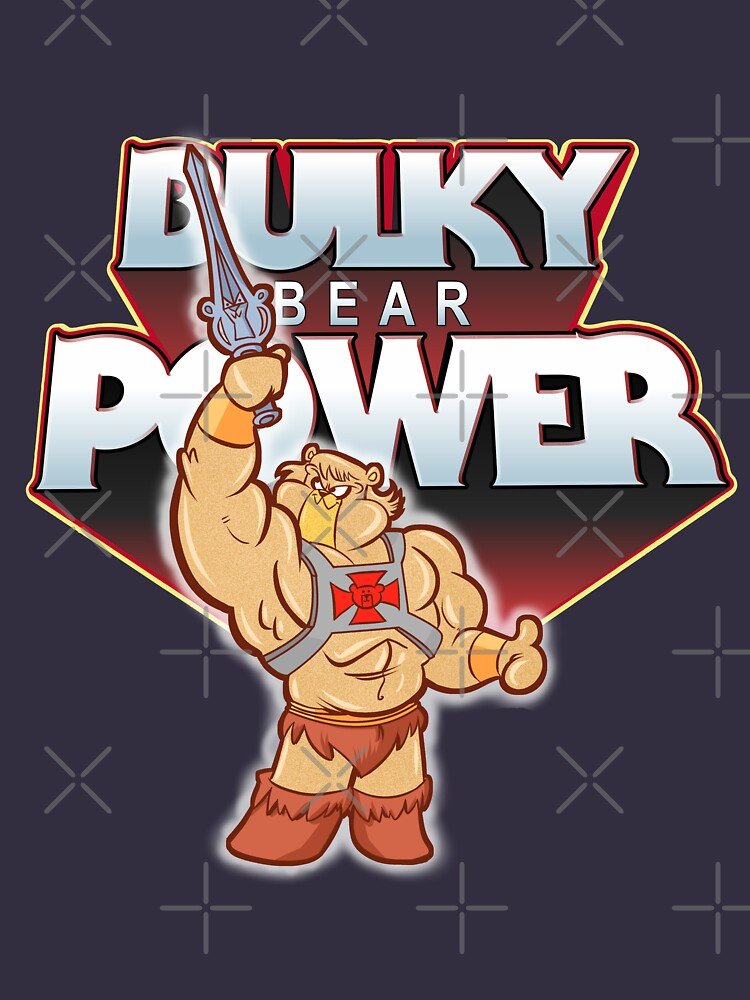 BULKY BEAR POWER by beefcakeboss