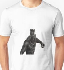 Super heroes Black Panther Unisex T-Shirt