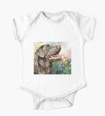 Labrador Painting  Kids Clothes