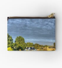 Balloon over Strathaven Studio Pouch