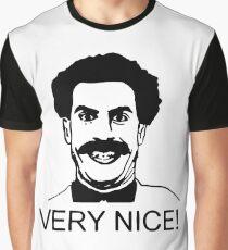 borat Graphic T-Shirt