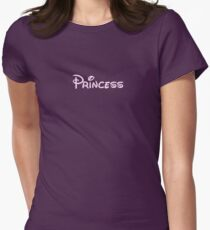 Princess Women's Fitted T-Shirt