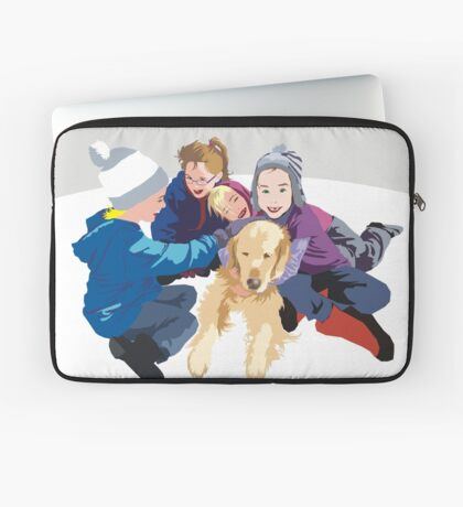 Snowball and friends Laptop Sleeve