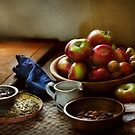 Food - Fruit - Ready for breakfast by Mike  Savad