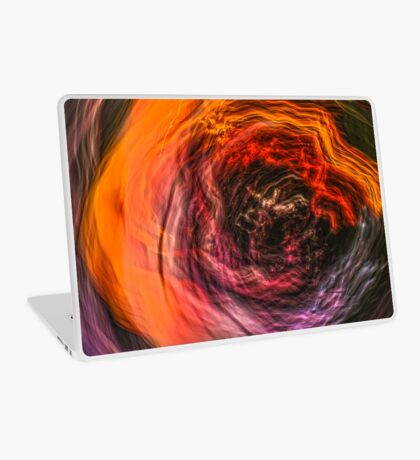 Into The Void Laptop Skin