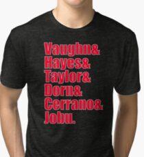 Major League Cast Tri-blend T-Shirt
