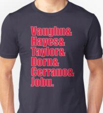 Major League Cast Unisex T-Shirt