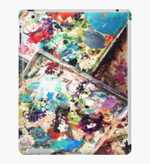 PAINT STAINS iPad Case/Skin