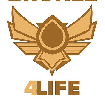 Bronze 4 Life by sebphillips