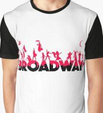 A Celebration of Broadway Graphic T-Shirt