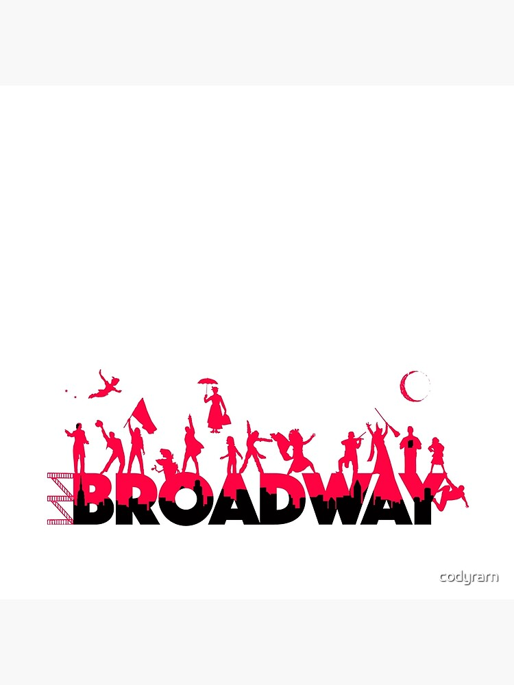 A Celebration of Broadway by codyrarn