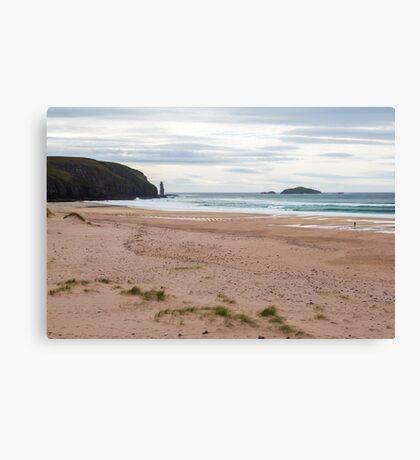 Sandwood Bay Canvas Print