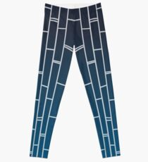 Jolyne Kujo (Blue) Leggings