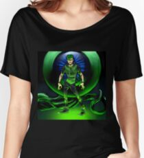 he's near | AntiSepticEye Ed. Women's Relaxed Fit T-Shirt