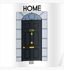 Home - 221B Poster