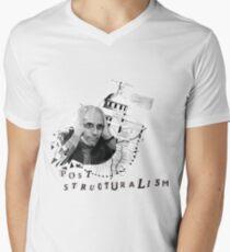 Foucault Men's V-Neck T-Shirt