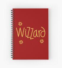 Wizzard Spiral Notebook