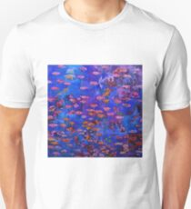 land and sea Unisex T-Shirt