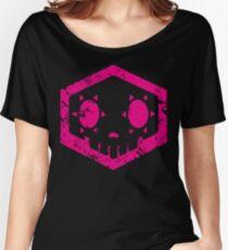 Sombra Skull Women's Relaxed Fit T-Shirt