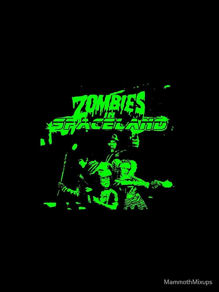 Zombies en Spaceland de MammothMixups