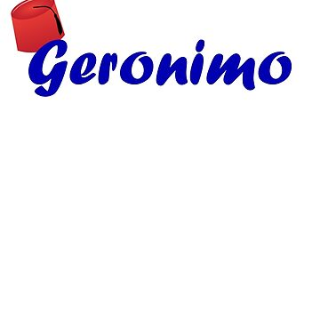 Geronimo by Quiwi10