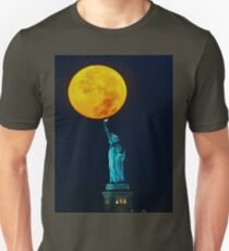 Supermoon 2016 2 Unisex T-Shirt