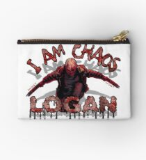 Logan Old MAN I AM Chaos Studio Pouch