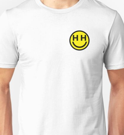 Happy Hippie Foundation Logo Unisex T-Shirt