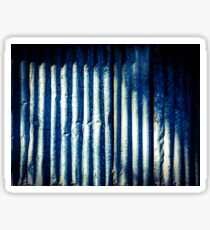 Aussie Corrugated Galvanised Iron #8 Sticker