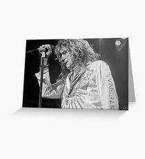 Whitesnake Greeting Card