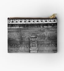 Tannery Building Studio Pouch