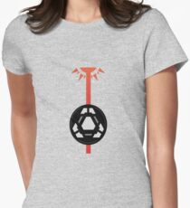 Laser Core Womens Fitted T-Shirt