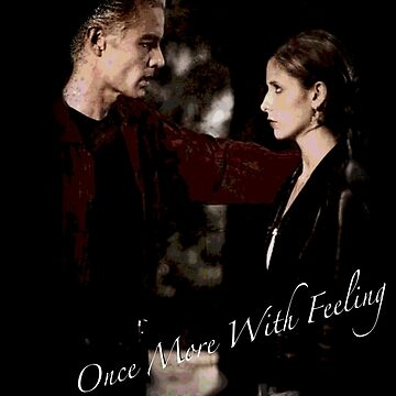 Spike And Buffy - Once More With Feeling by caitjacobs