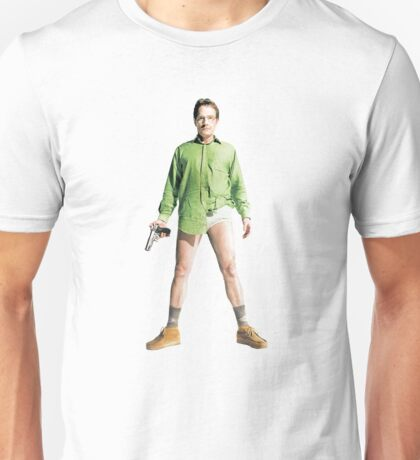Walter White Heisenberg - Breaking Bad Unisex T-Shirt