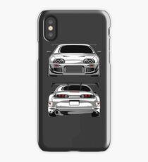 Toyota Supra 2JZ iPhone Case/Skin
