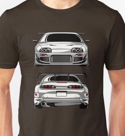 Toyota Supra 2JZ Unisex T-Shirt