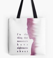 Buffy Summers - The Vampire Slayer Tote Bag