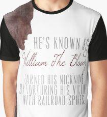 """William """"The Bloody"""" Pratt - Spike - Graphic T-Shirt"""